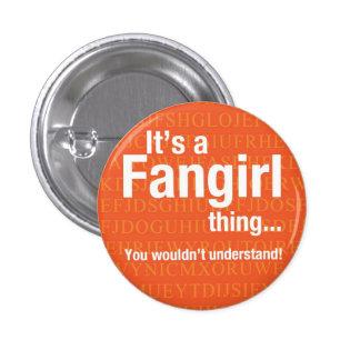 Fangirl thing pin