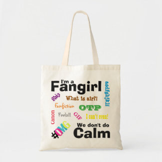 Fangirl Tote #2