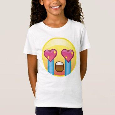 EmojiSass Fangirling Excited Crying Screaming Emoji Shirt