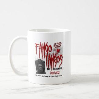 Fango Tangos Vampire Nightclub Coffee Mug
