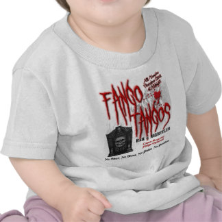 Fango Tangos Vampire Nightclub T Shirts