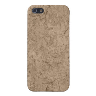 Fango Tierra fangosa de Brown iPhone 5 Cárcasas