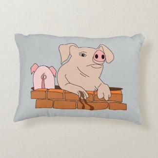 Fangoso el cerdo cojín