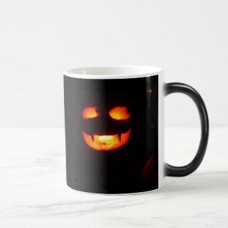 FANGS ALOT! - morphing mug