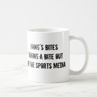 Fang's Bites Coffee Mug