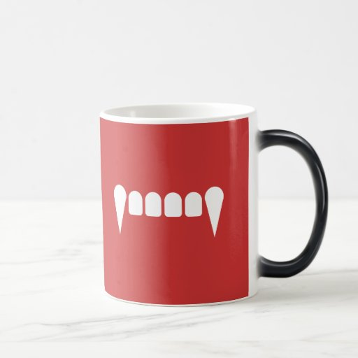 Fangs Morphing Mug