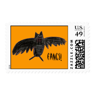 Fangs Stamp