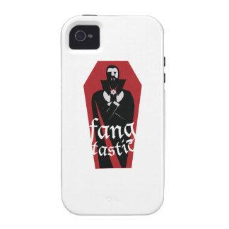 Fangtastic iPhone 4 Funda