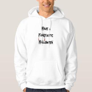 Fangtastic Halloween Jersey Encapuchado