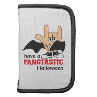 FANGTASTIC HALLOWEEN FOLIO PLANNERS
