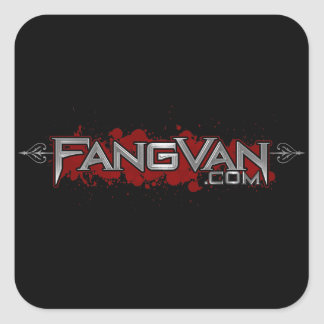 FangVan.com Official Product Square Stickers