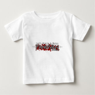 """FangVan """"Let's Rock and Roll"""" Official Baby T-Shirt"""