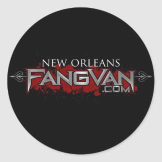 """FangVan """"New Orleans"""" Official Stickers"""