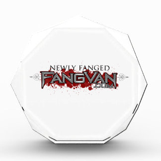 FangVan Newly Fanged Official Award