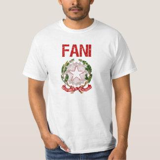 Fani Italian Surname T-Shirt