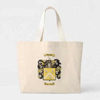 fanning (ireland 1) large tote bag