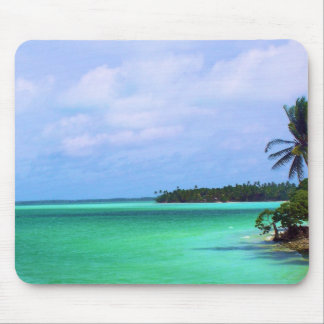 Fanning Island Mouse Pads