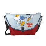 Fanniversary Donald Duck Courier Bag