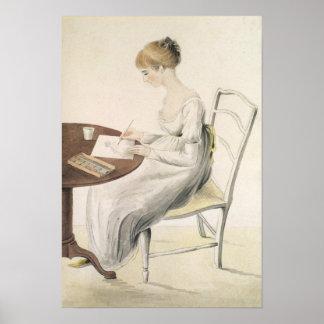 Fanny Austen-Knight Poster