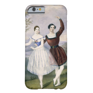 Fanny Cerrito (1817-1909) and Sigr. Guerra, in the Barely There iPhone 6 Case