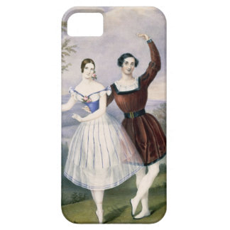 Fanny Cerrito (1817-1909) and Sigr. Guerra, in the iPhone SE/5/5s Case