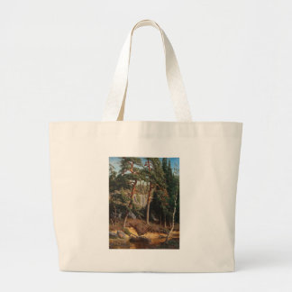 Fanny Churberg In The Forest Canvas Bag