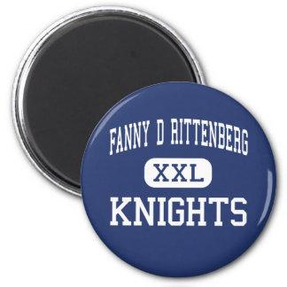 Fanny D Rittenberg Knights Egg Harbor City Fridge Magnets