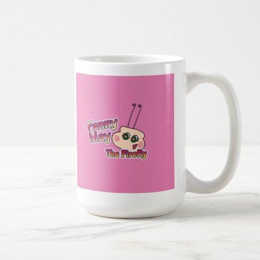 Fanny May the Firefly Mug