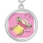 Fanny May The Firefly Necklace