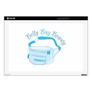 "Fanny_Pack_Belly_Bag_Beauty Skins For 17"" Laptops"