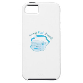 Fanny_Pack_Fanny_Pack_Friends iPhone 5 Cover