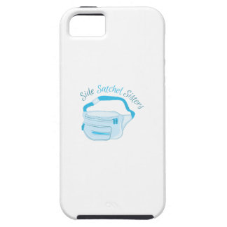 Fanny_Pack_Side_Satchel_Sister iPhone 5 Covers