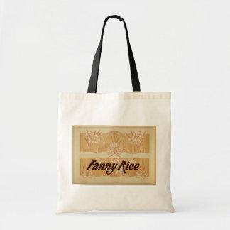Fanny Rice  Retro Theater Bag