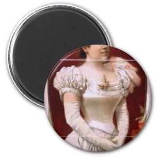 Fanny Rice, 'The Comedy Queen' Retro Theater Fridge Magnets