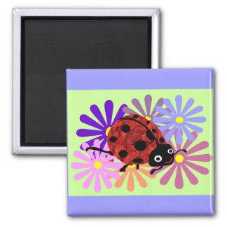 Fanny the Ladybug magnet