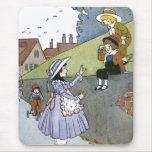 Fanny's way mouse pad