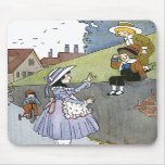 Fanny's way mouse pads