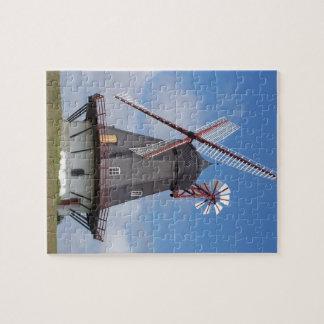 Fanoe Windmill Denmark Puzzles