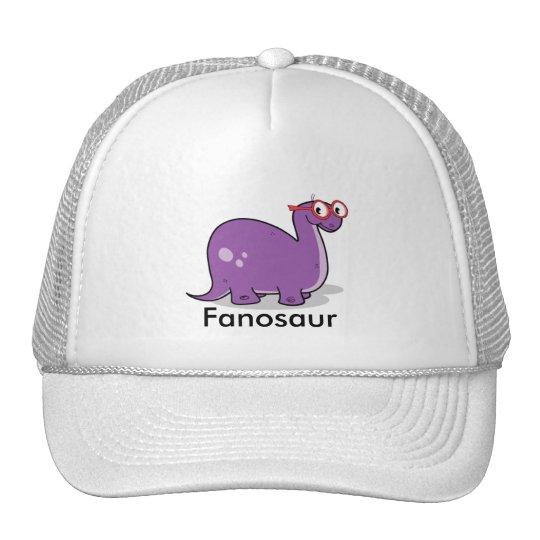 fanosaur, Fanosaur cap