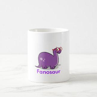 fanosaur, taza de Fanosaur