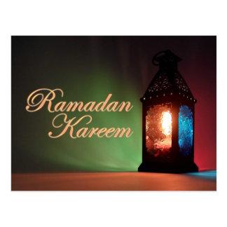 Fanous el Ramadán Tarjetas Postales