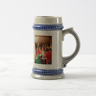 fans4, OY OY!, Ive got my very own, Dave Pepper... Beer Stein
