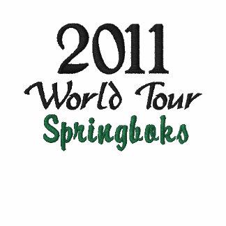 Fans 2011 y partidarios surafricanos de Nueva