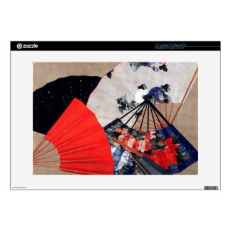 """Fans by Hokusai 15"""" Laptop Decals"""