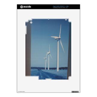 FANS de la energía alternativa: VIENTO, solar, Skins Para eliPad 2