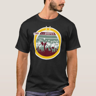"""""""Fans en camiseta oficial del Warpath"""""""