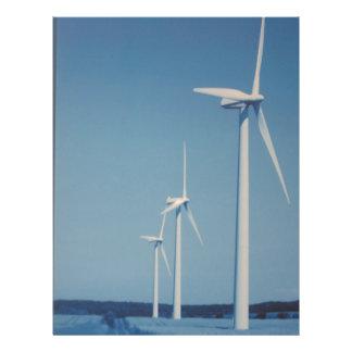 FANS of Alternative Energy : WIND, Solar, Friends Letterhead