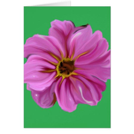 Fanta Flower Card