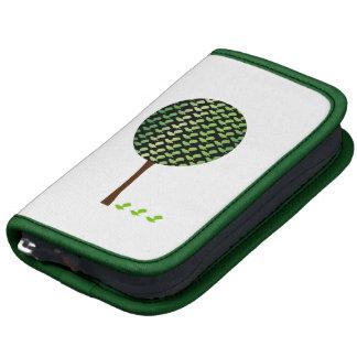 Fantail Bird Tree Customizeable Design Organizers