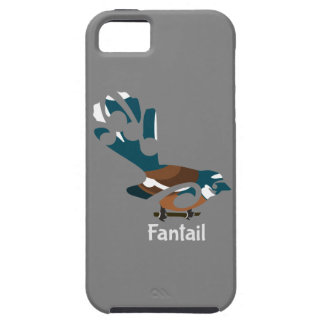 Fantail iPhone 5/5S Covers